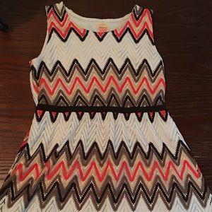 A beautiful faded glory dress